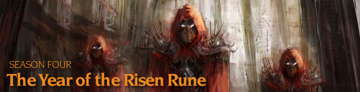 The Year of the Risen Rune