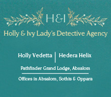Holly and Ivy Lady's Detective Agency
