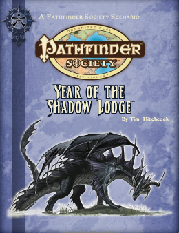 SPECIAL: Year of the Shadow Lodge