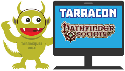 Tarracon online Pathfinder