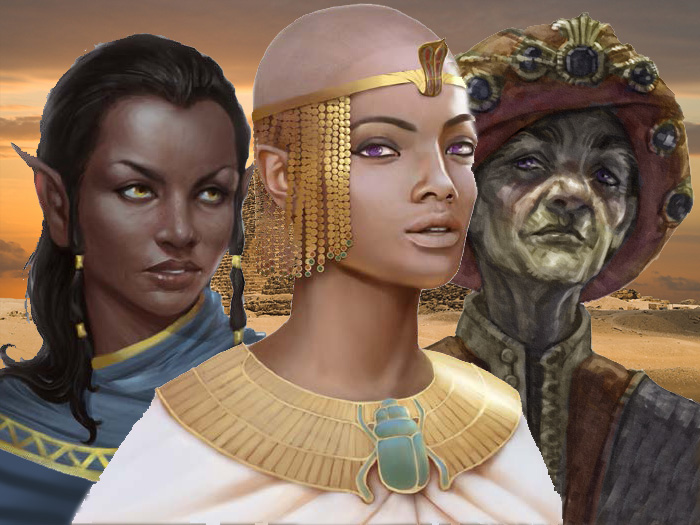 The Scarab Sages