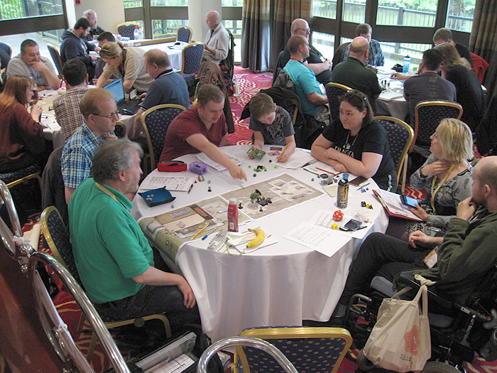 GM at UK Games Expo