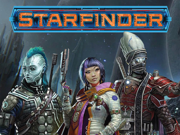 Starfinder Organised Play