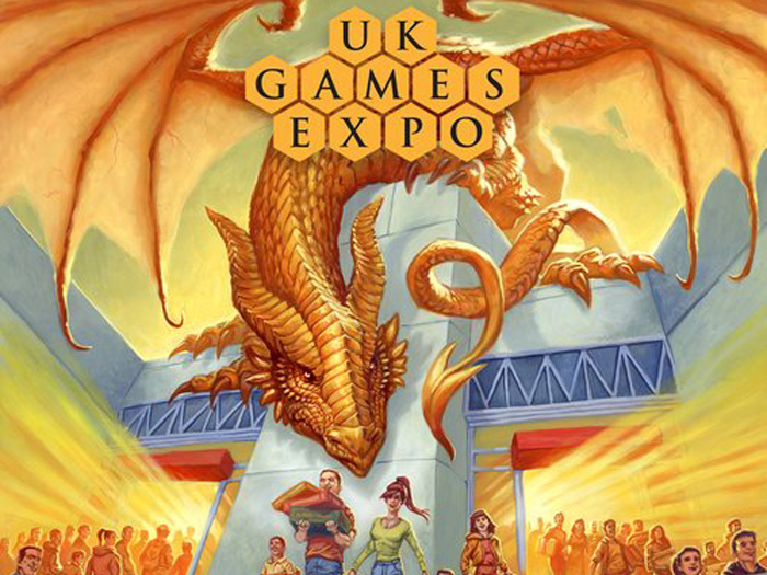 UK Games Expo 2021